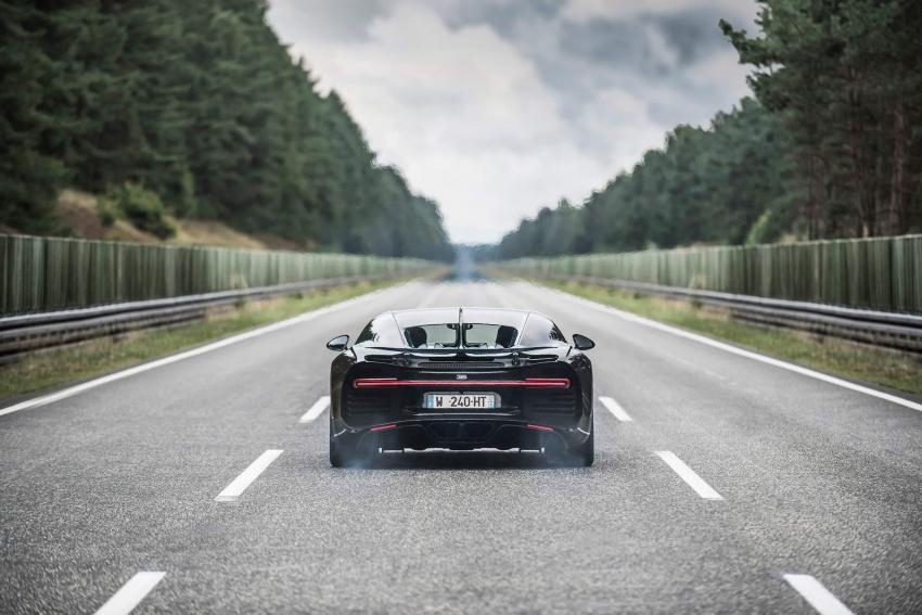 VIDEO: Bugatti Chiron – 0-400-0 km/h in 42 seconds! Image #708326