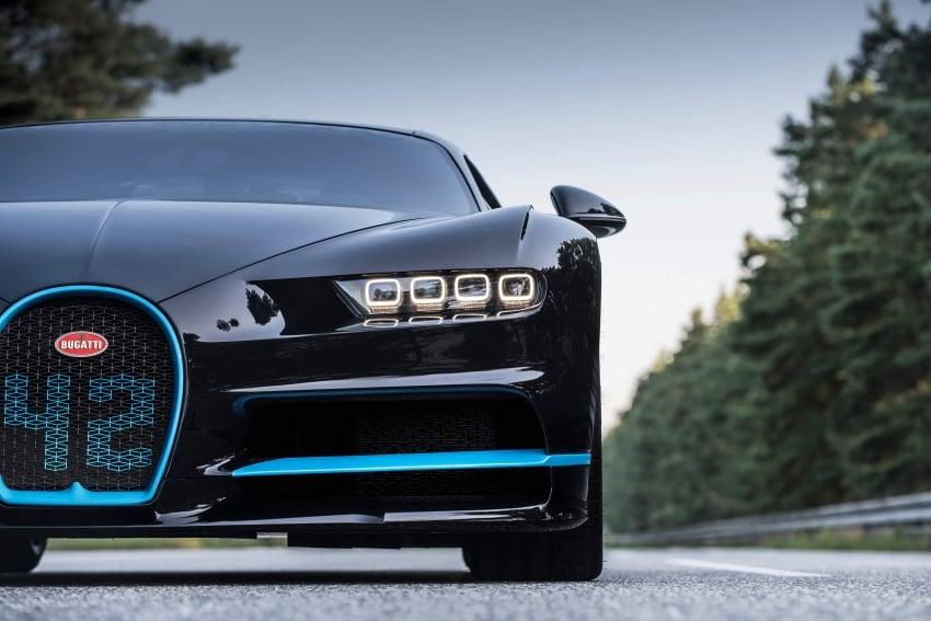 VIDEO: Bugatti Chiron – 0-400-0 km/h in 42 seconds! Image #708343
