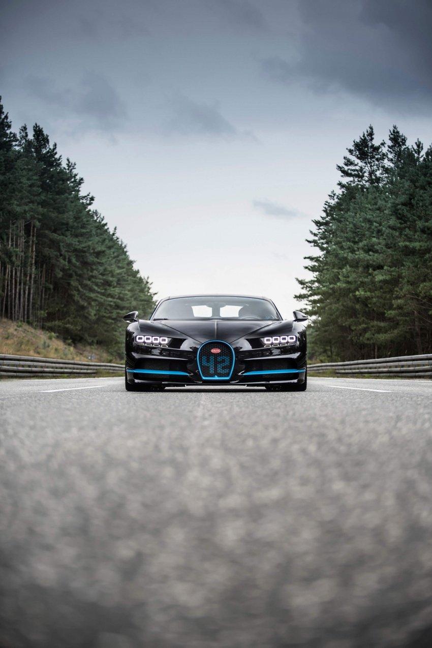 Misteri 'kereta kamera' yang merakam pecutan 0-400-0 dalam masa hanya 42 saat Bugatti Chiron terbongkar Image #713279