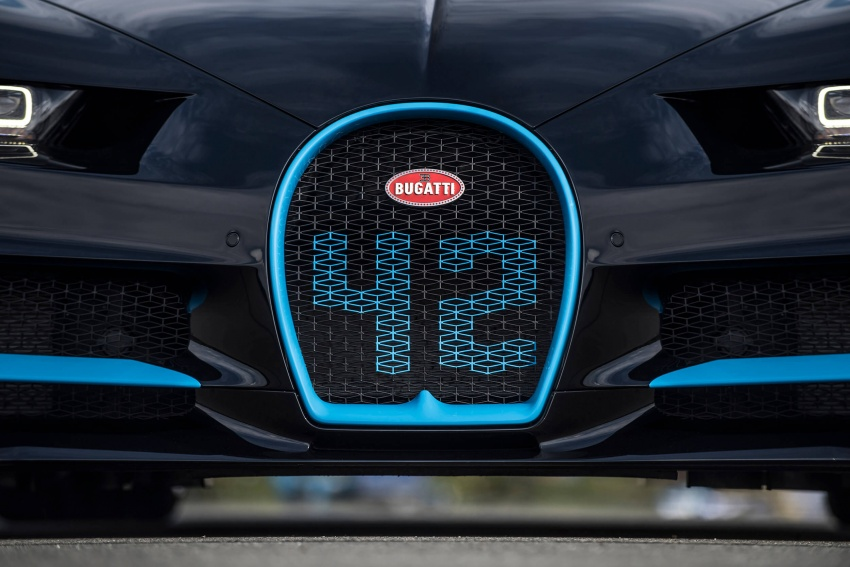 VIDEO: Bugatti Chiron – 0-400-0 km/h in 42 seconds! Image #708346