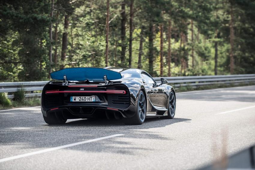 VIDEO: Bugatti Chiron – 0-400-0 km/h in 42 seconds! Image #708330