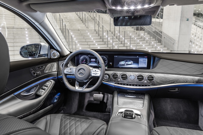 Mercedes-Benz S560e debuts in Frankfurt – up to 50 km of electric driving range, 0-100 km/h in 5 seconds Image #709311