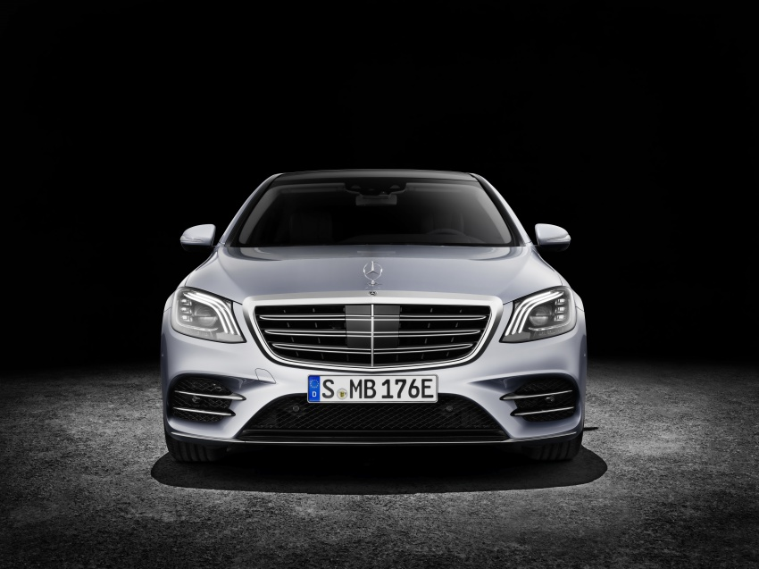 Mercedes-Benz S560e debuts in Frankfurt – up to 50 km of electric driving range, 0-100 km/h in 5 seconds Image #709318