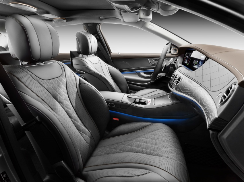 Mercedes-Benz S560e debuts in Frankfurt – up to 50 km of electric driving range, 0-100 km/h in 5 seconds Image #709329
