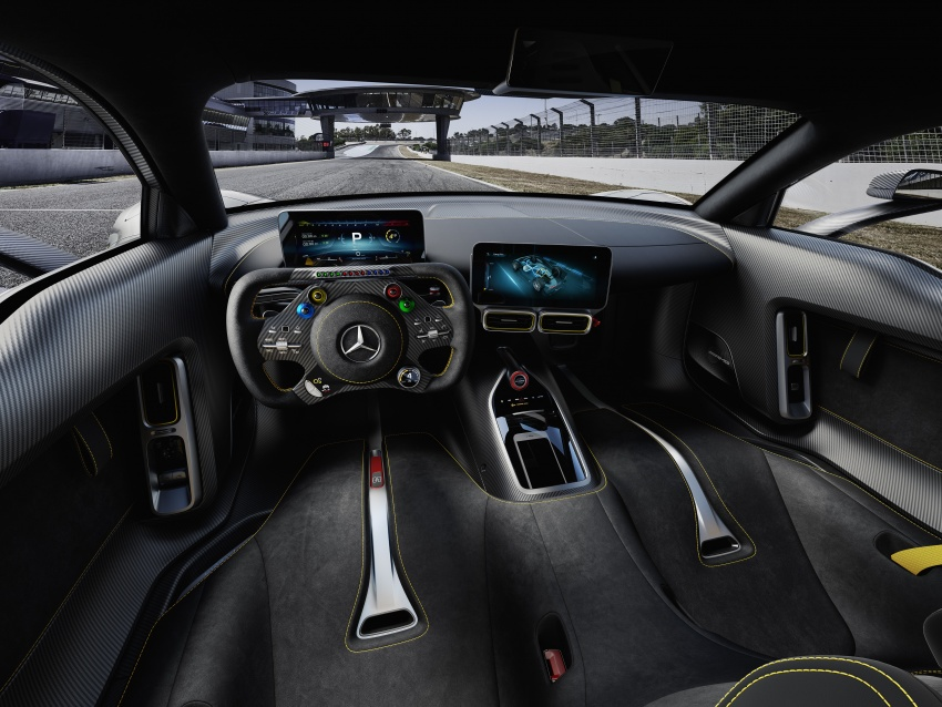 Mercedes-AMG Project One hypercar finally unveiled – sub-6 seconds 0-200 km/h, top speed over 350 km/h Image #708491