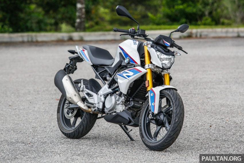 REVIEW: 2017 BMW Motorrad G310R in Malaysia – RM27k with ABS, but is it a proper BMW bike? Image #709529