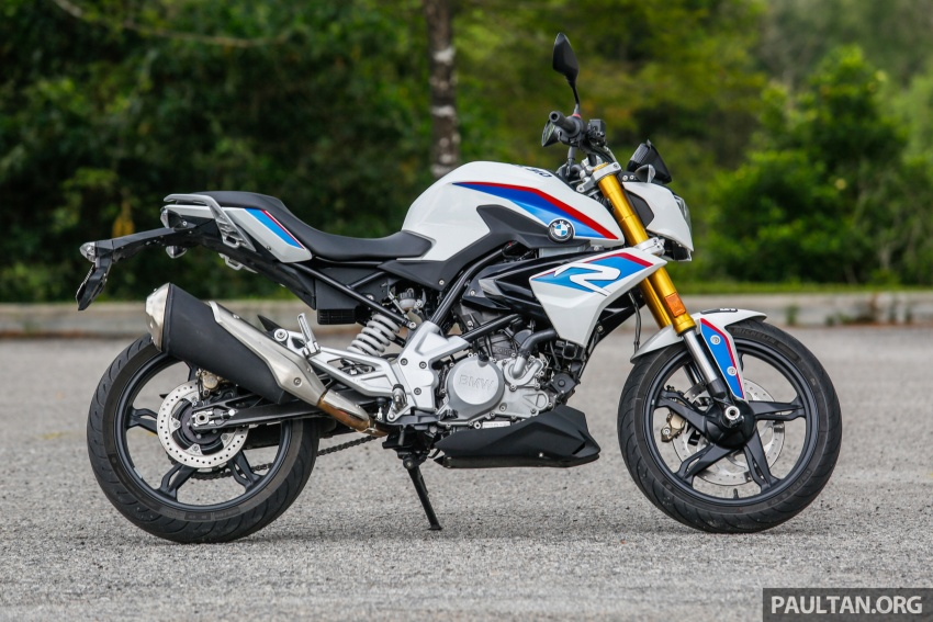 REVIEW: 2017 BMW Motorrad G310R in Malaysia – RM27k with ABS, but is it a proper BMW bike? Image #709538