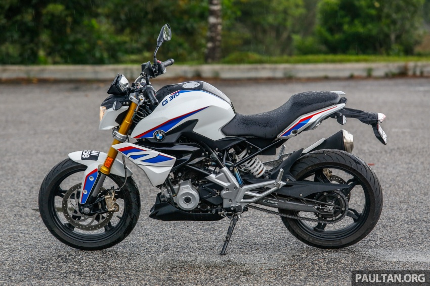 REVIEW: 2017 BMW Motorrad G310R in Malaysia – RM27k with ABS, but is it a proper BMW bike? Image #709539