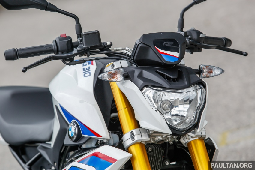 REVIEW: 2017 BMW Motorrad G310R in Malaysia – RM27k with ABS, but is it a proper BMW bike? Image #709545