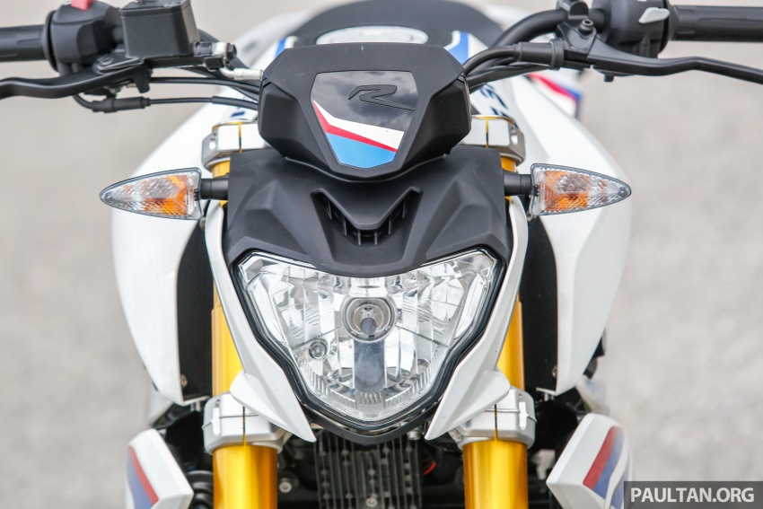 REVIEW: 2017 BMW Motorrad G310R in Malaysia – RM27k with ABS, but is it a proper BMW bike? Image #709547