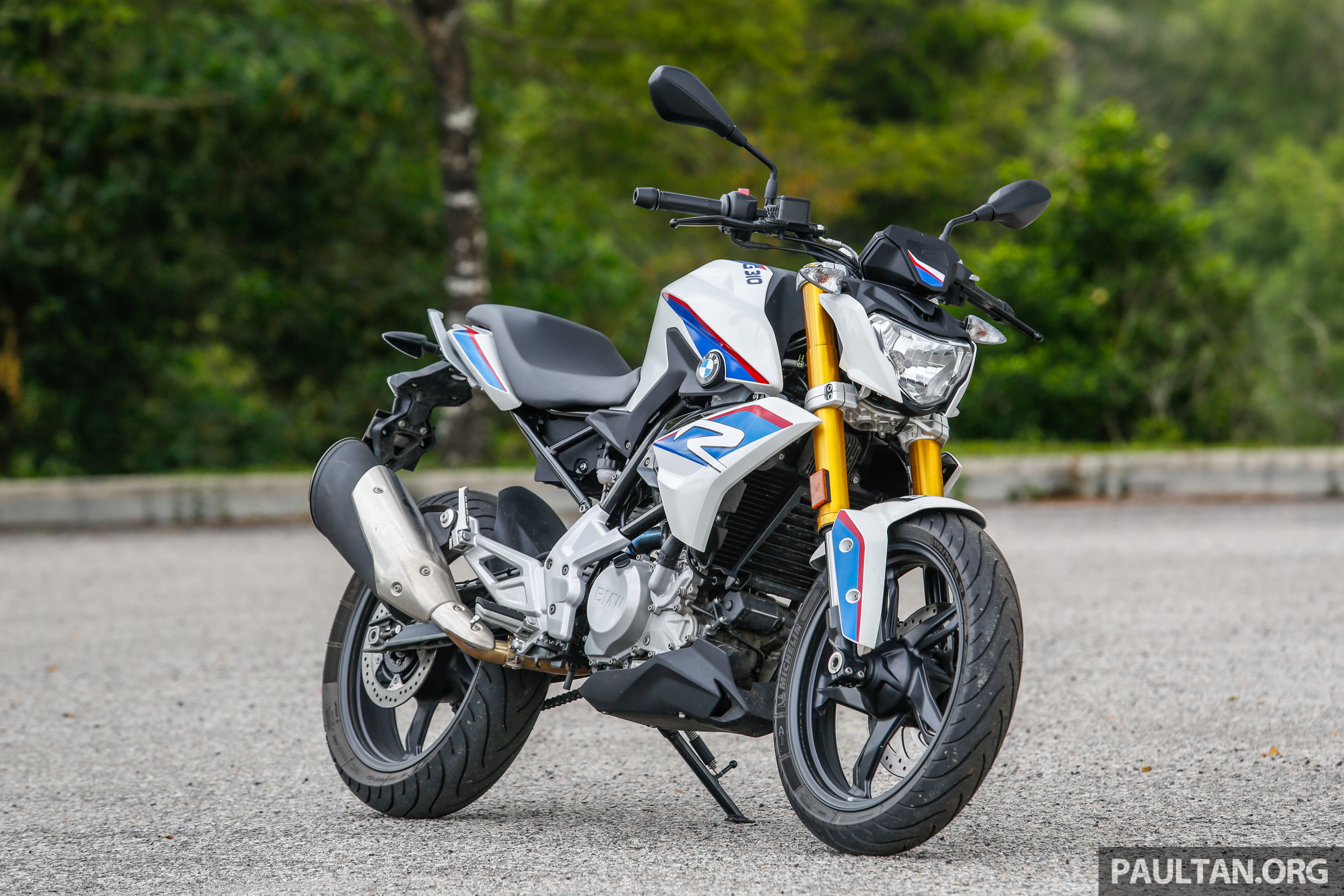Review 2017 Bmw Motorrad G310r In Malaysia Rm27k With Abs But