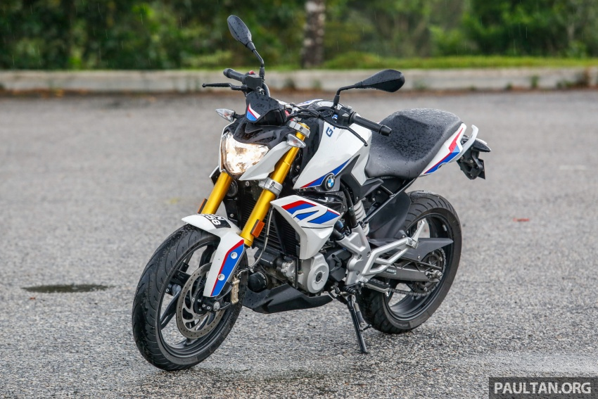 REVIEW: 2017 BMW Motorrad G310R in Malaysia – RM27k with ABS, but is it a proper BMW bike? Image #709531