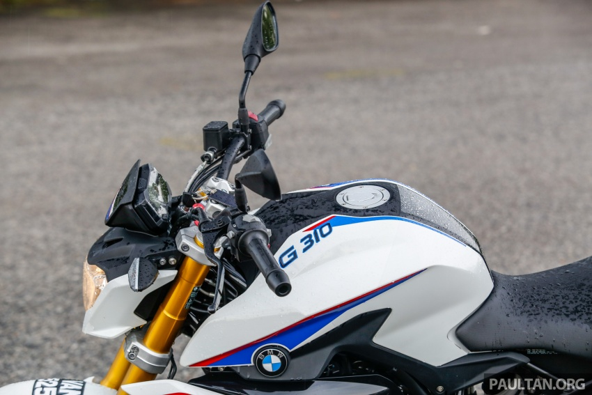 REVIEW: 2017 BMW Motorrad G310R in Malaysia – RM27k with ABS, but is it a proper BMW bike? Image #709562