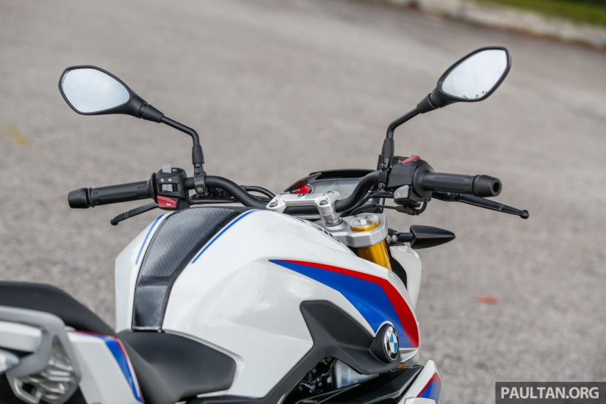 REVIEW: 2017 BMW Motorrad G310R in Malaysia – RM27k with ABS, but is it a proper BMW bike? Image #709563