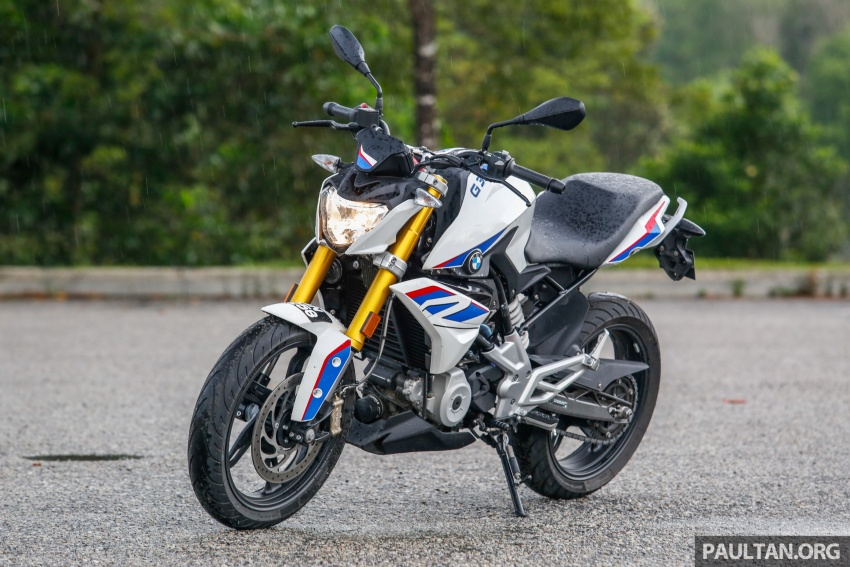 REVIEW: 2017 BMW Motorrad G310R in Malaysia – RM27k with ABS, but is it a proper BMW bike? Image #709532