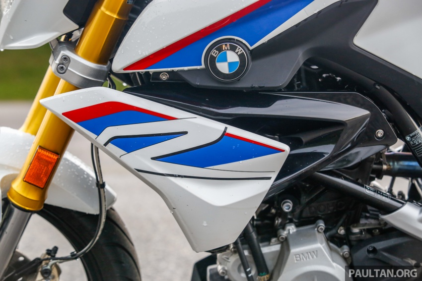 REVIEW: 2017 BMW Motorrad G310R in Malaysia – RM27k with ABS, but is it a proper BMW bike? Image #709571