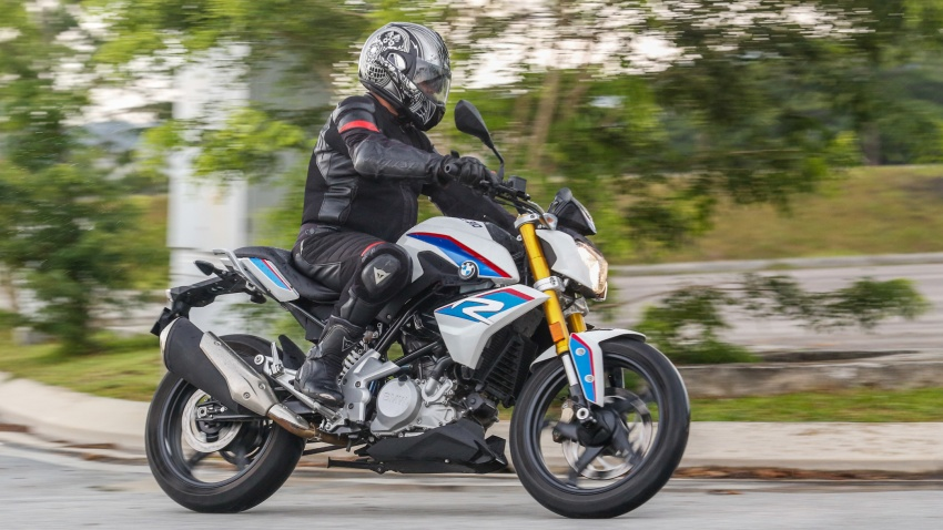 REVIEW: 2017 BMW Motorrad G310R in Malaysia – RM27k with ABS, but is it a proper BMW bike? Image #709635