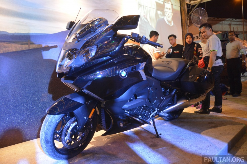 2017  BMW Motorrad S 1000 RR, R 1200 GS, K 1600 B and R nineT Urban GS launched – from RM87,900 Image #708984
