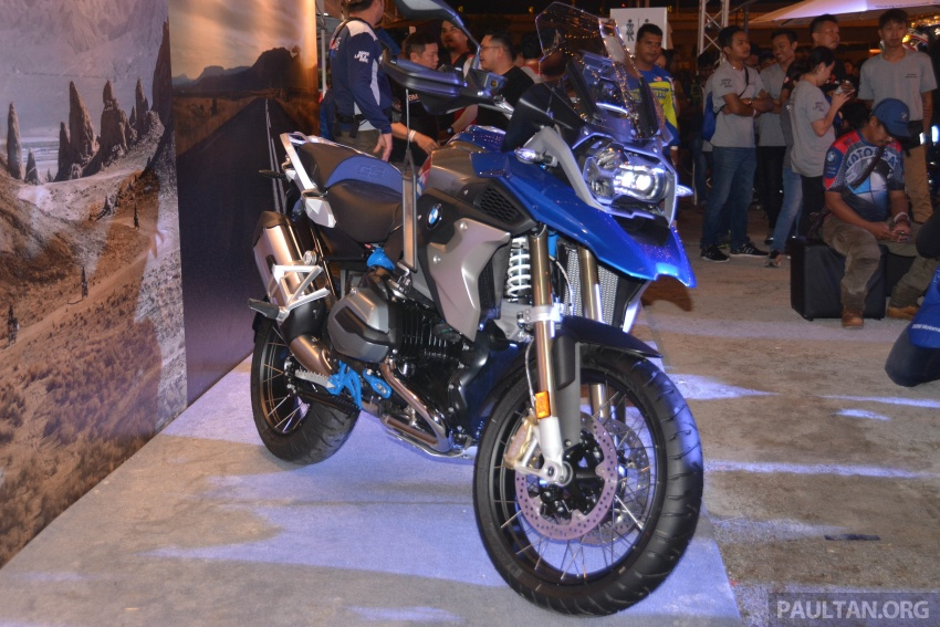 2017  BMW Motorrad S 1000 RR, R 1200 GS, K 1600 B and R nineT Urban GS launched – from RM87,900 Image #708963