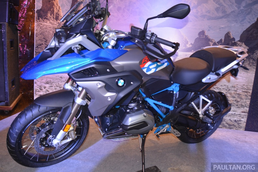 2017  BMW Motorrad S 1000 RR, R 1200 GS, K 1600 B and R nineT Urban GS launched – from RM87,900 Image #708964