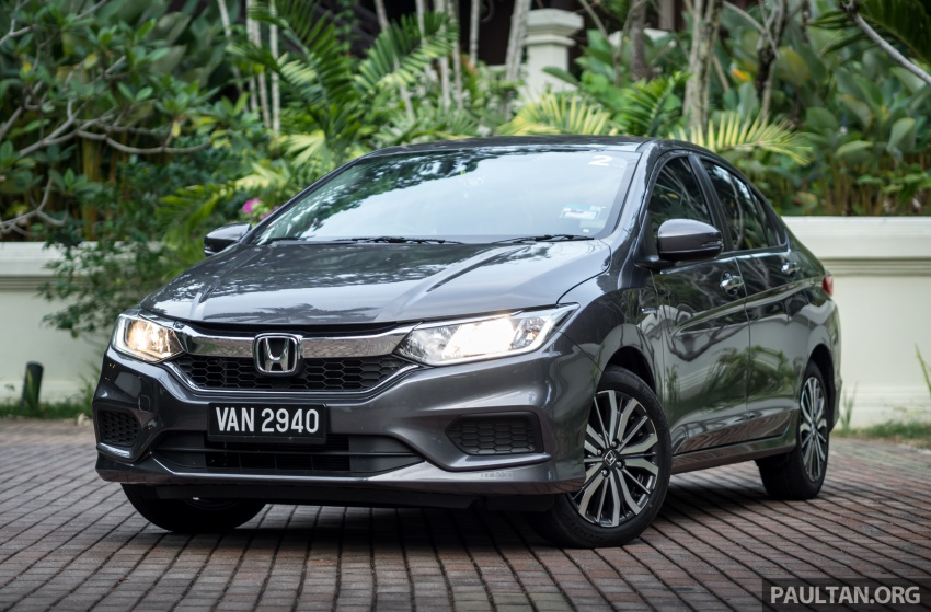 DRIVEN: Honda City Sport Hybrid – charged goodness Image #711994