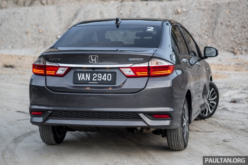 DRIVEN: Honda City Sport Hybrid – charged goodness Image #712003