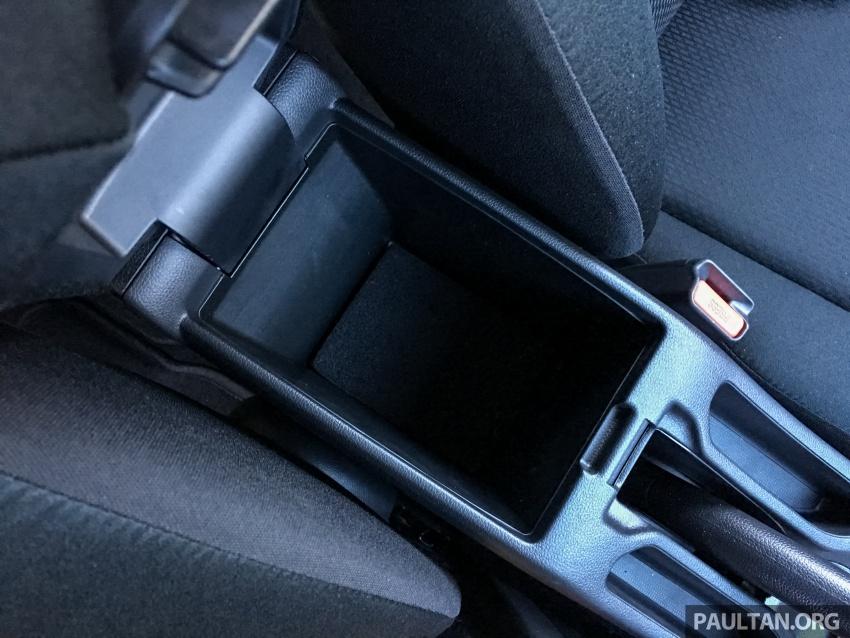 DRIVEN: Honda City Sport Hybrid – charged goodness Image #712094