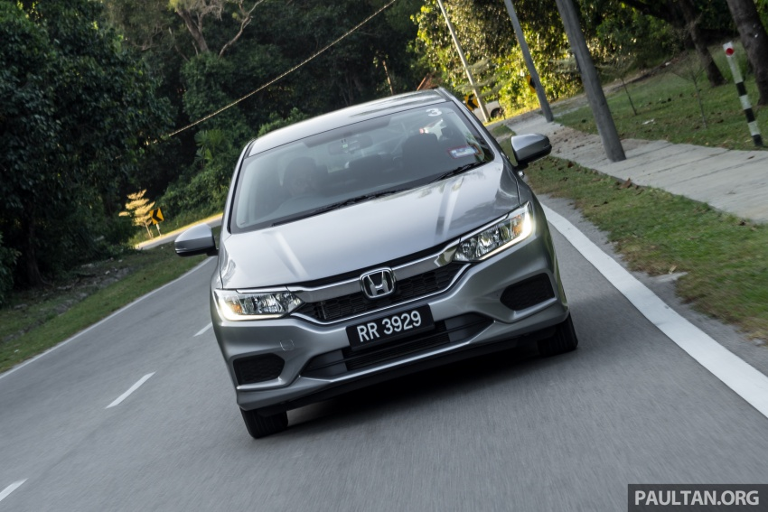 DRIVEN: Honda City Sport Hybrid – charged goodness Image #712095