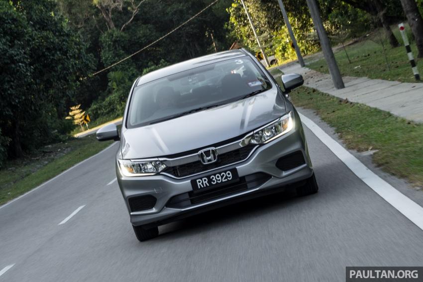 PANDU UJI: Honda City Sport Hybrid i-DCD – prestasi lebih mengujakan dari model petrol konvensional? Image #711572