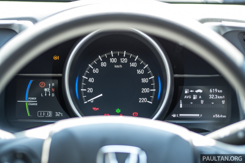 DRIVEN: Honda City Sport Hybrid – charged goodness Image #712008