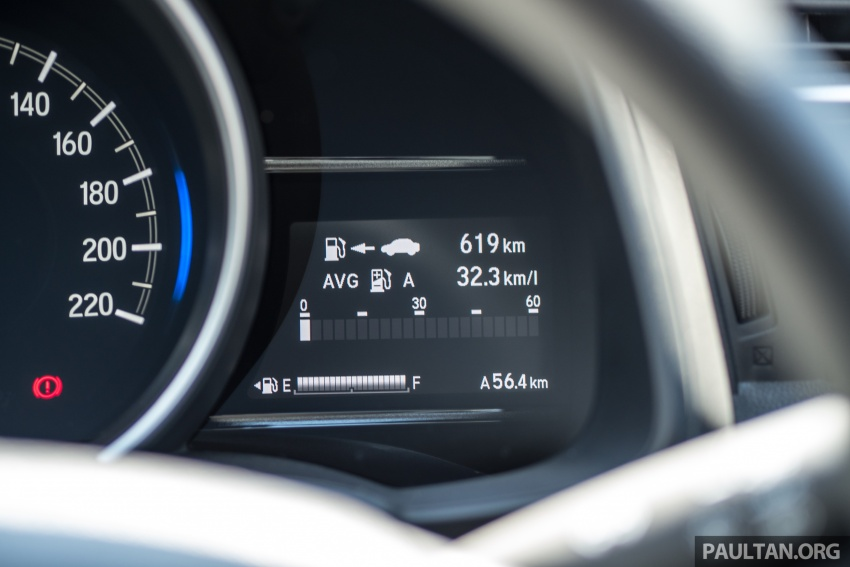 PANDU UJI: Honda City Sport Hybrid i-DCD – prestasi lebih mengujakan dari model petrol konvensional? Image #711560