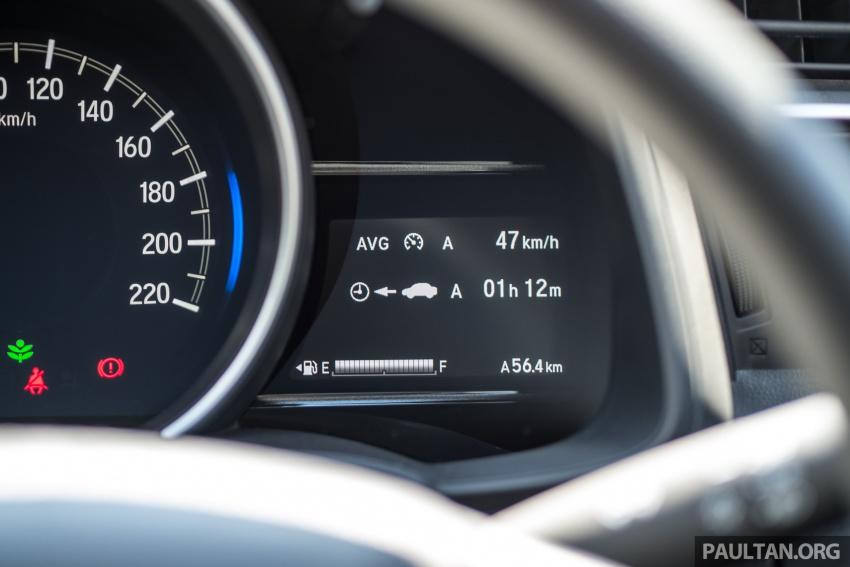 PANDU UJI: Honda City Sport Hybrid i-DCD – prestasi lebih mengujakan dari model petrol konvensional? Image #711561