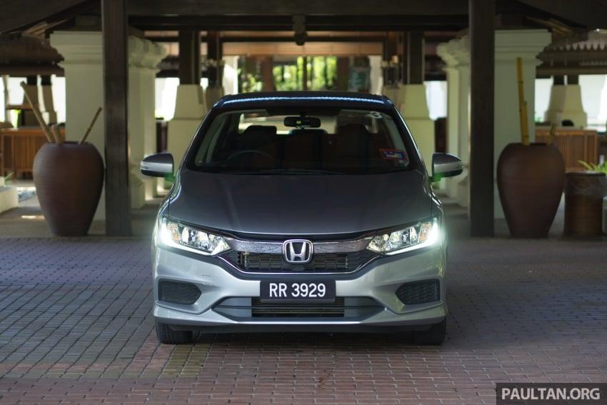 DRIVEN: Honda City Sport Hybrid – charged goodness Image #712011