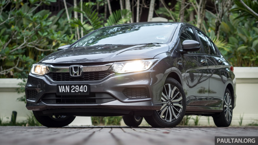 DRIVEN: Honda City Sport Hybrid – charged goodness Image #711995