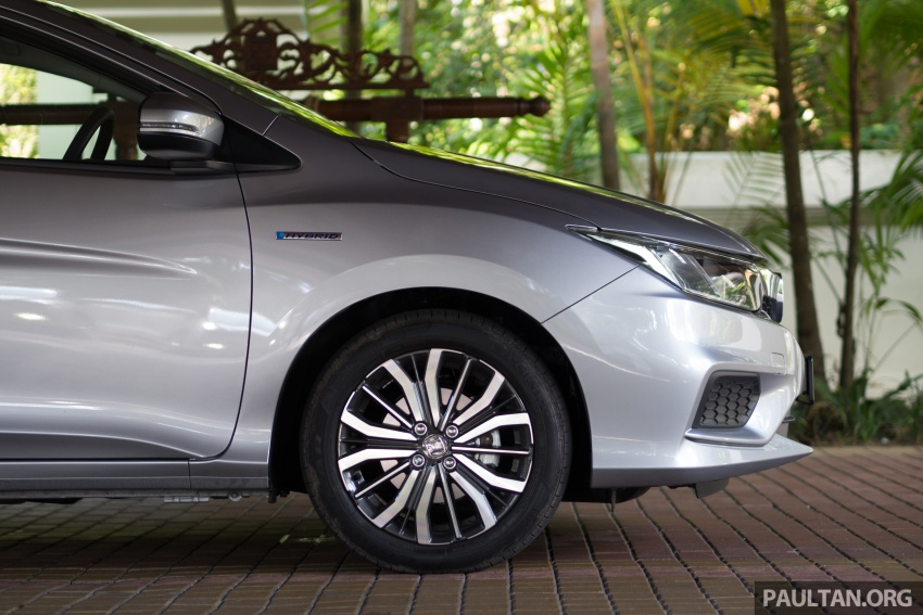 DRIVEN: Honda City Sport Hybrid – charged goodness Image #712013
