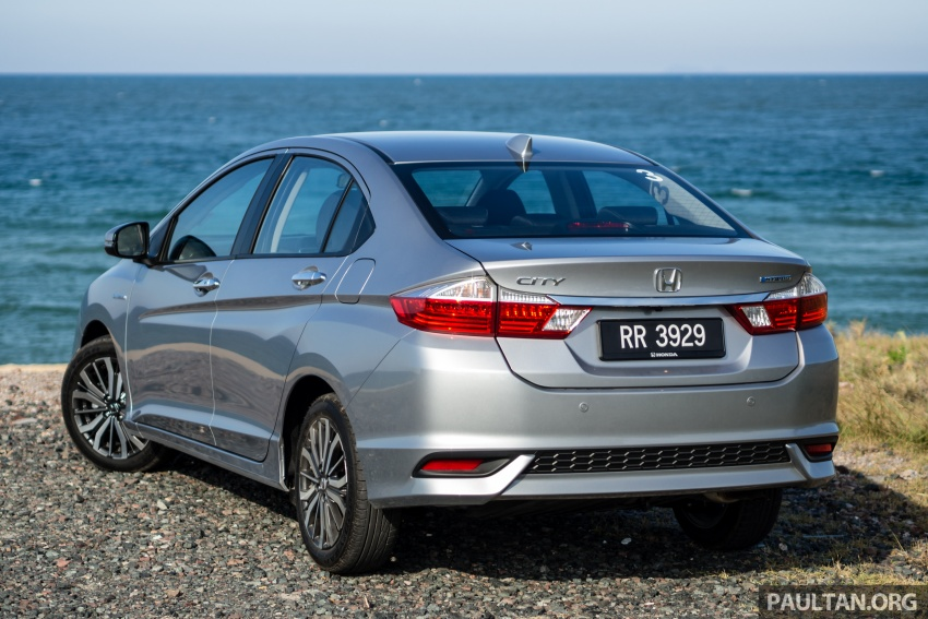 DRIVEN: Honda City Sport Hybrid – charged goodness Image #712015