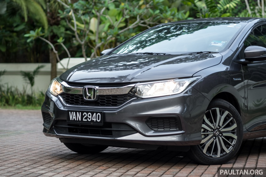 DRIVEN: Honda City Sport Hybrid – charged goodness Image #711996