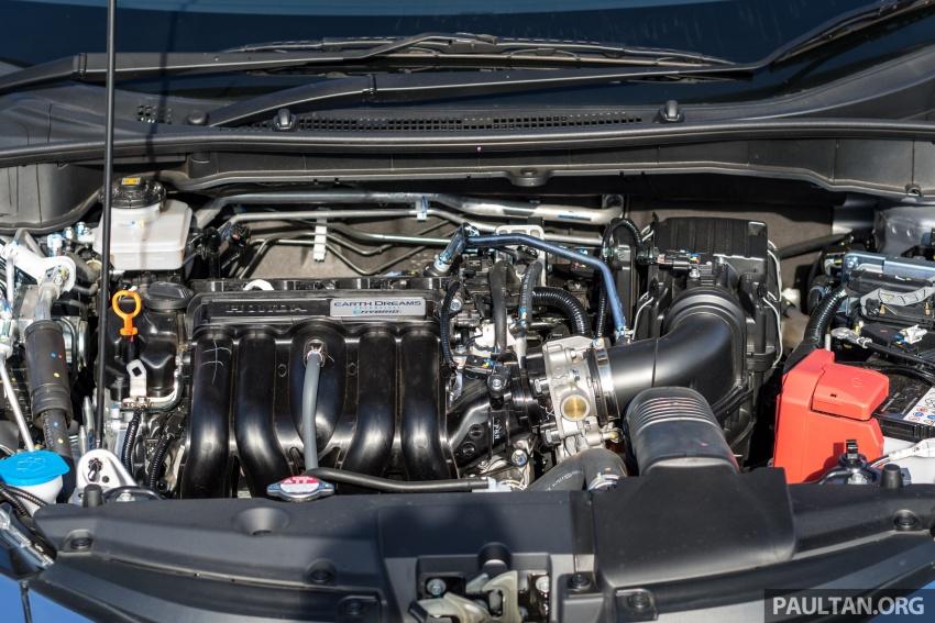 DRIVEN: Honda City Sport Hybrid – charged goodness Image #712026