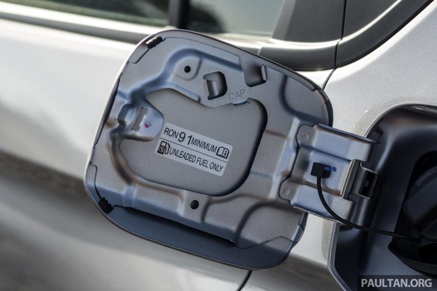 DRIVEN: Honda City Sport Hybrid – charged goodness Image #712031