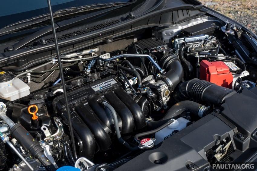 DRIVEN: Honda City Sport Hybrid – charged goodness Image #712032
