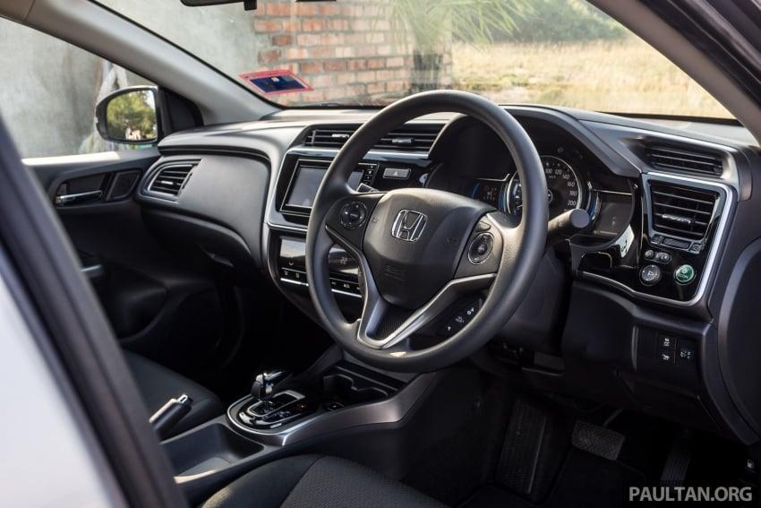 DRIVEN: Honda City Sport Hybrid – charged goodness Image #712033