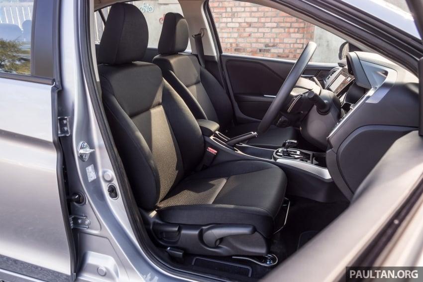 DRIVEN: Honda City Sport Hybrid – charged goodness Image #712035