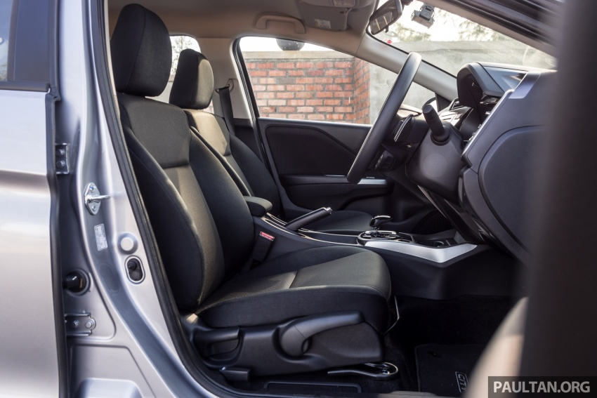 DRIVEN: Honda City Sport Hybrid – charged goodness Image #712036