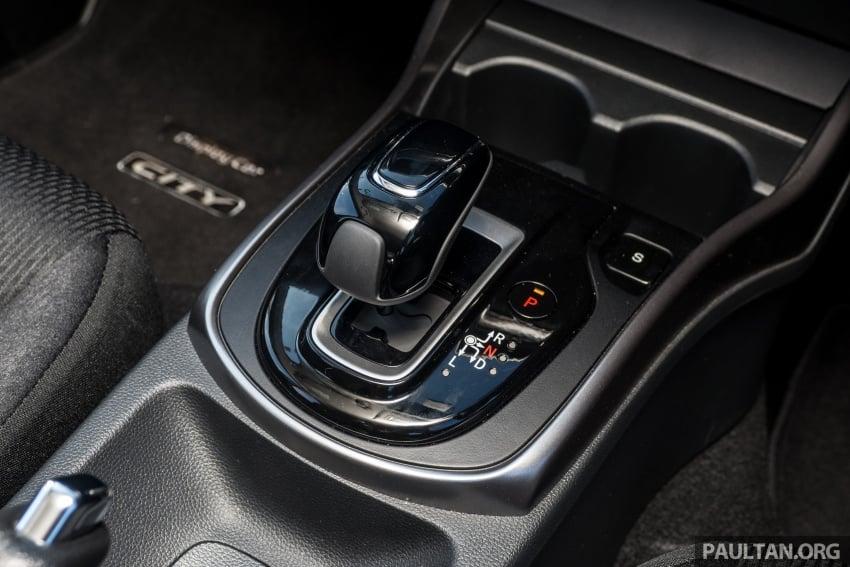 DRIVEN: Honda City Sport Hybrid – charged goodness Image #712038