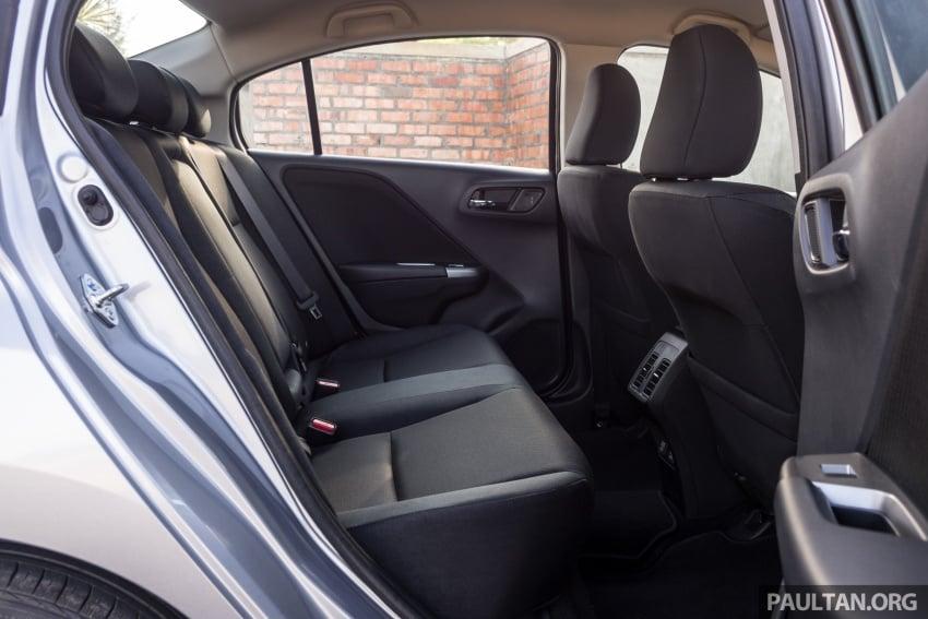 PANDU UJI: Honda City Sport Hybrid i-DCD – prestasi lebih mengujakan dari model petrol konvensional? Image #711609