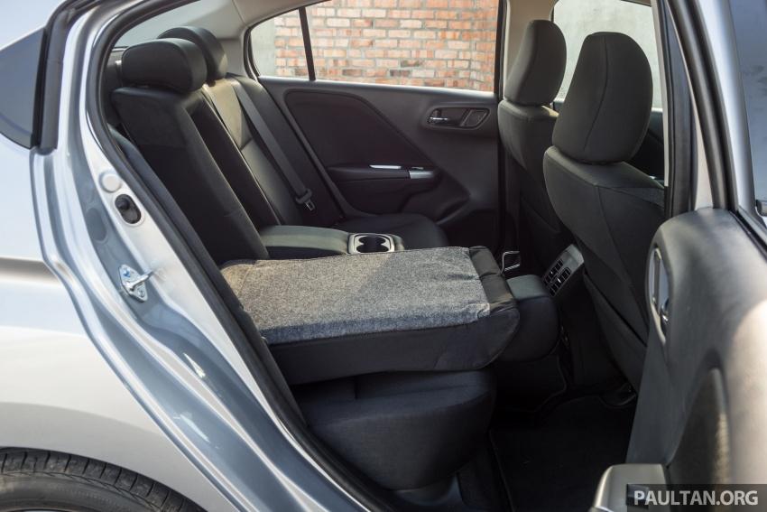 DRIVEN: Honda City Sport Hybrid – charged goodness Image #712044