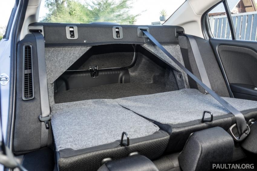 PANDU UJI: Honda City Sport Hybrid i-DCD – prestasi lebih mengujakan dari model petrol konvensional? Image #711605