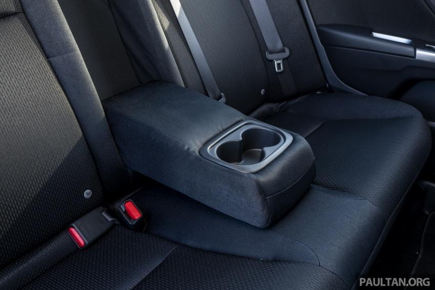 DRIVEN: Honda City Sport Hybrid – charged goodness Image #712049