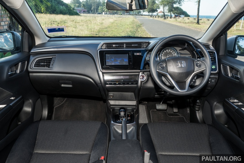 DRIVEN: Honda City Sport Hybrid – charged goodness Image #712052