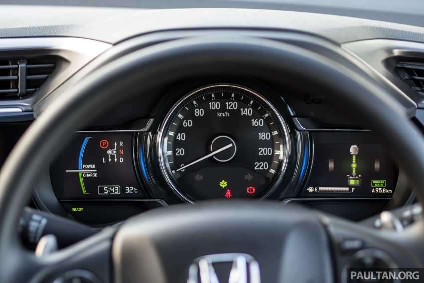 DRIVEN: Honda City Sport Hybrid – charged goodness Image #712054